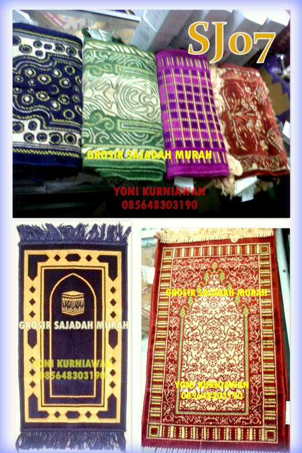 Grosir Sajadah Murah Online Distributor Sajadah Murah | Share The ...